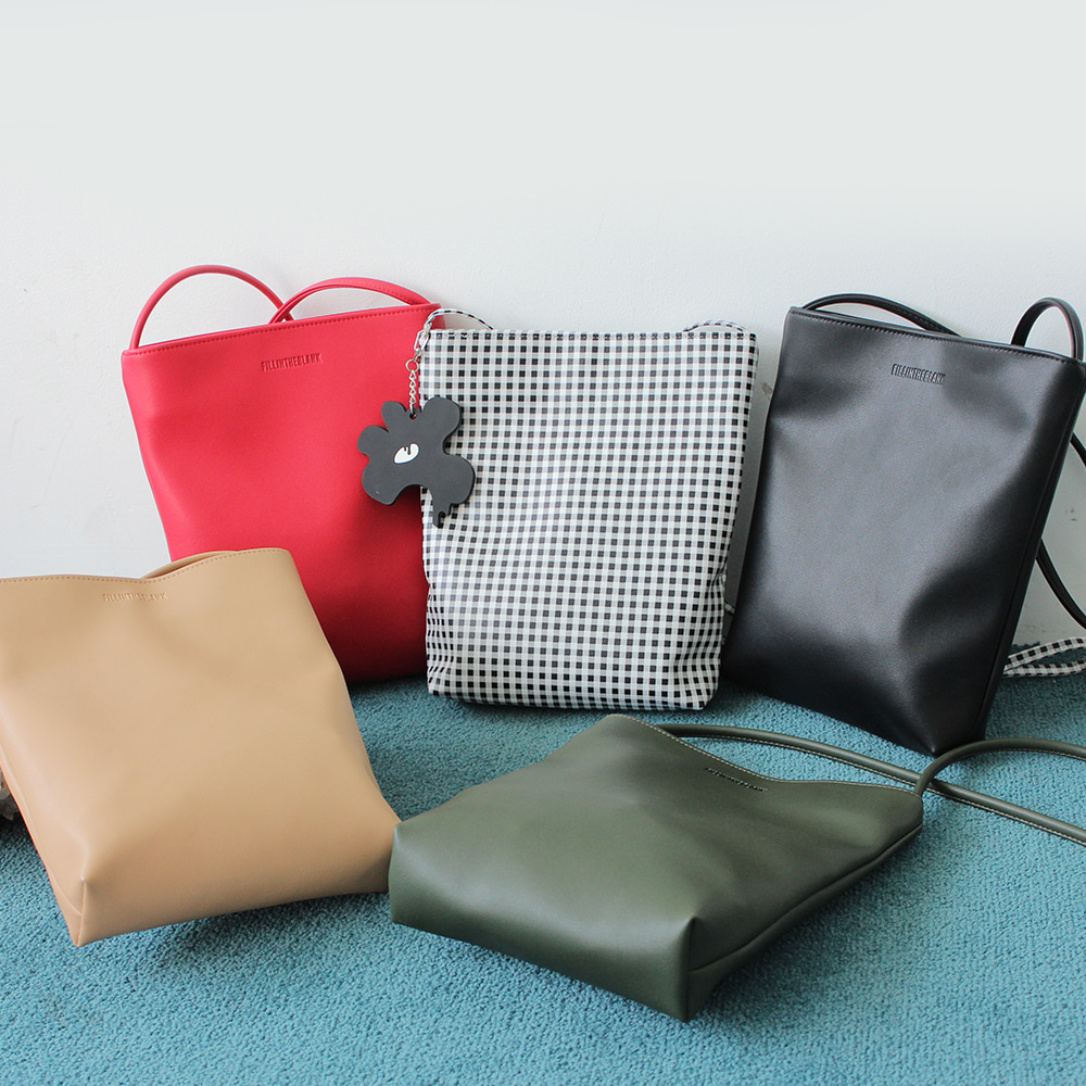 [B급 40% 세일] SISTER SUNDAY CROSS BAG (6color)